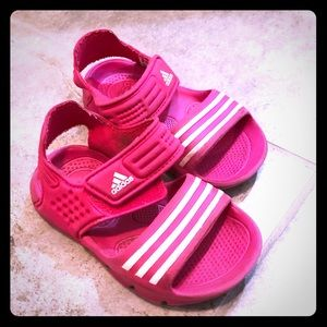 adidas Shoes - Adidas toddler sandals size 6